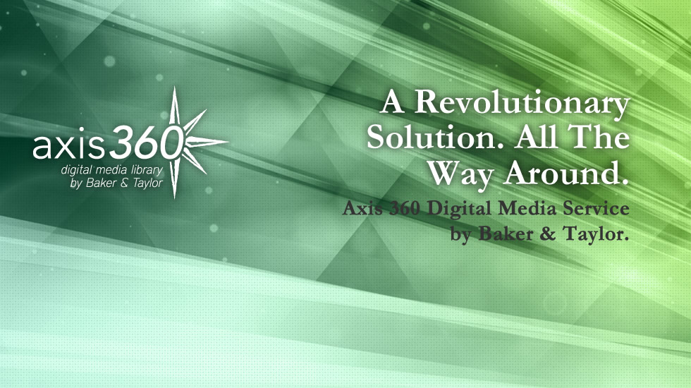 Apollo Teams up with Axis 360 Digital Media Library