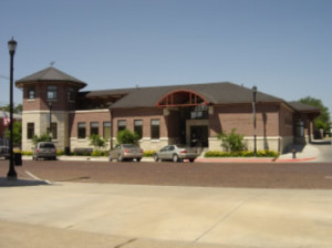 Seward Memorial Library - Exterior